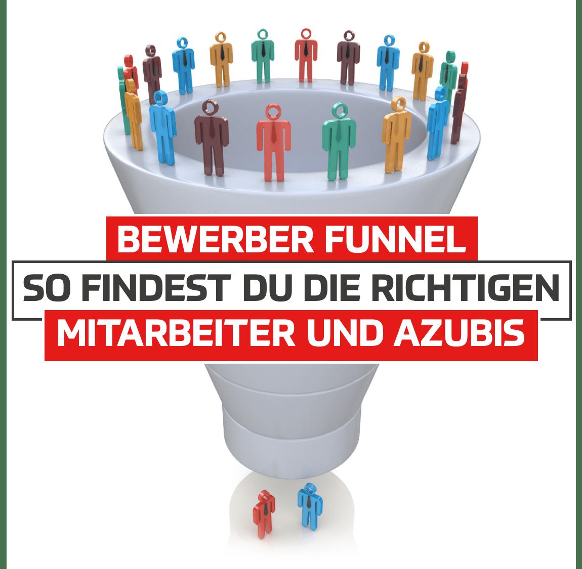 Bewerber Funnel